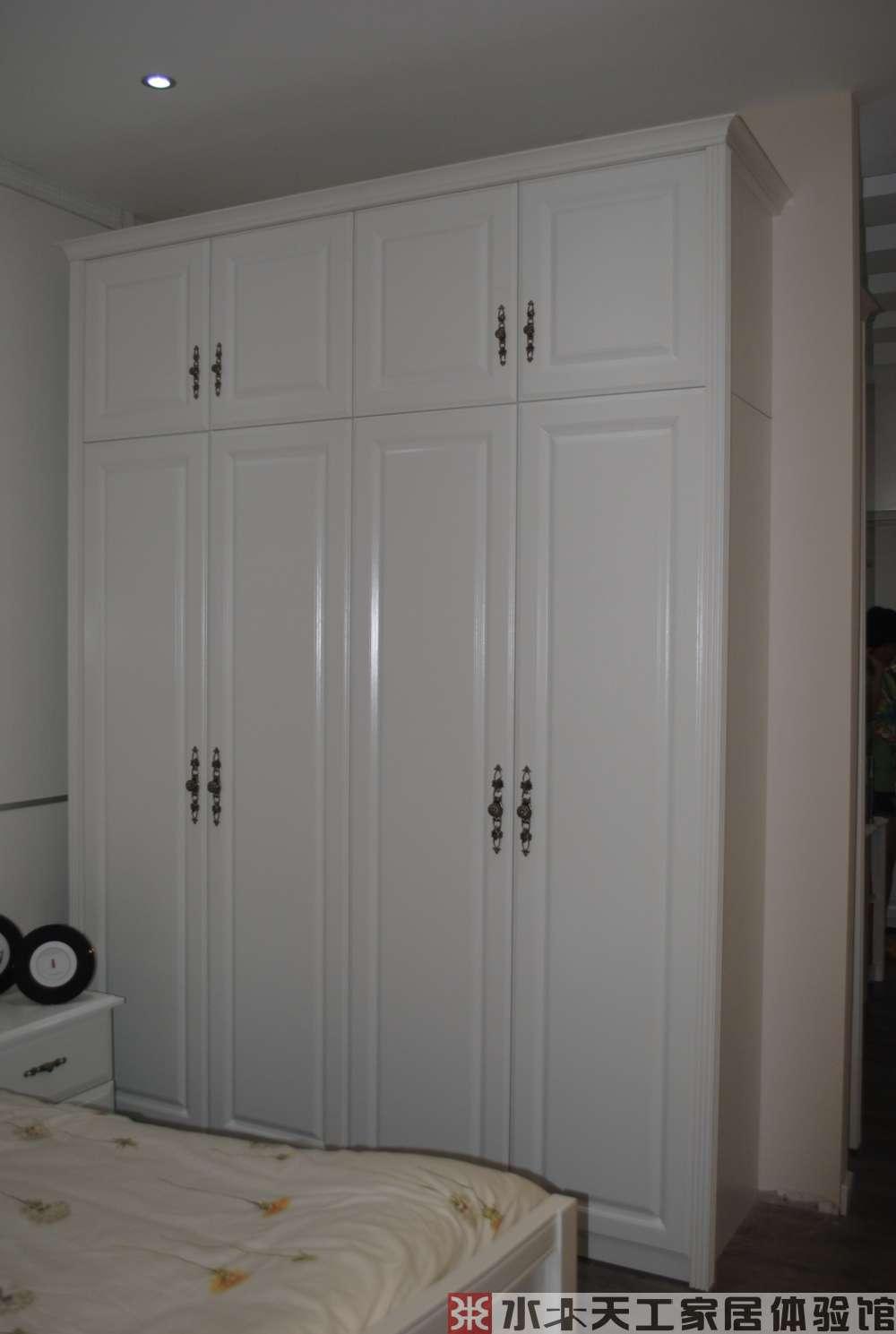 丽家系列--平开门衣柜(模压门板)